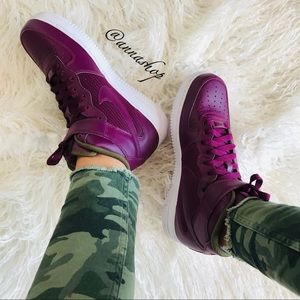 NWT Nike ID Custom Air Force 1 Mid